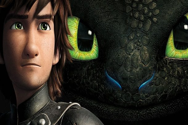 انیمیشن How To Train Your Dragon 3