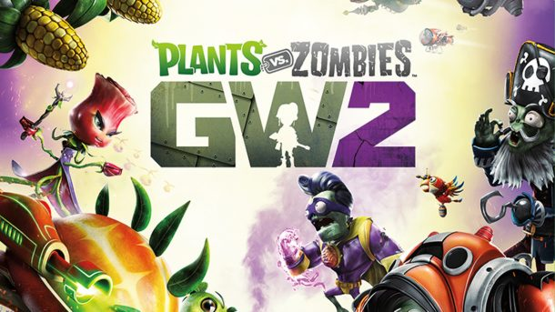 بازی Plants vs. Zombies Garden Warfare 2