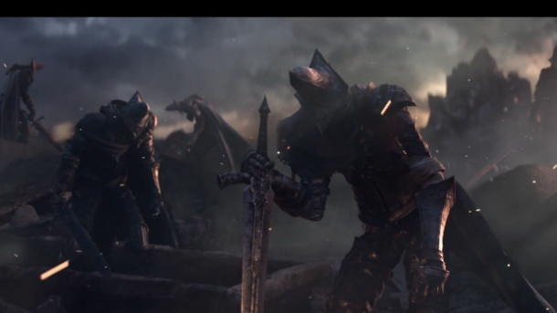 باس Abyss Watchers