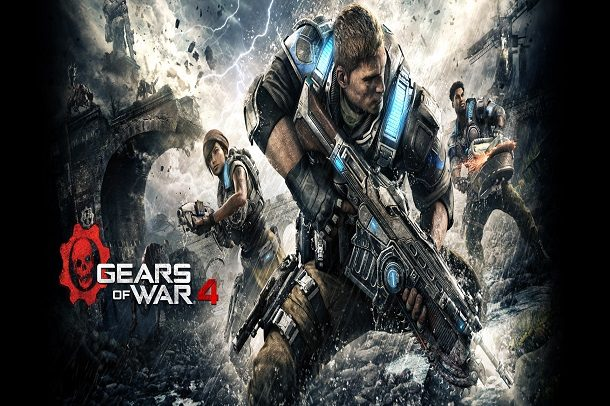 بازی Gears of War 4