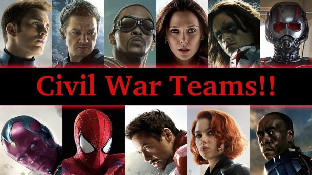 بررسی فیلم Captain America: Civil War