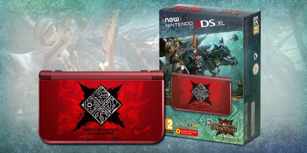 Monster Hunter Generations برای 3DS XL عرضه می‌شود