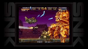 بازی Metal Slug Anthology