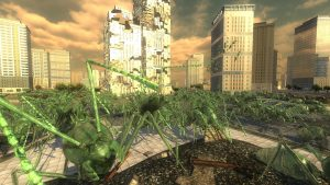 بازی Earth Defense Force 4.1