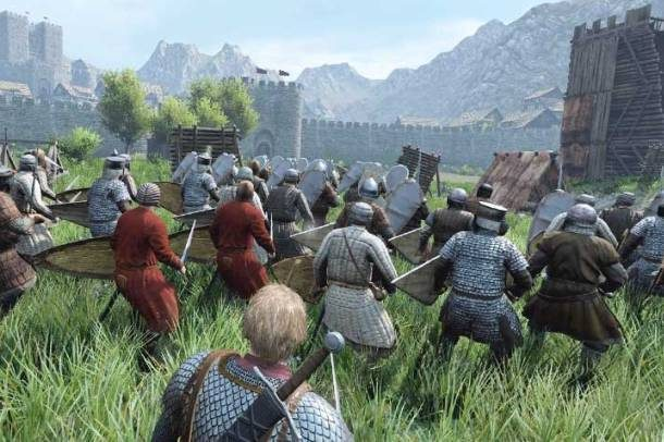 بازی Mount and Blade 2: Bannerlord