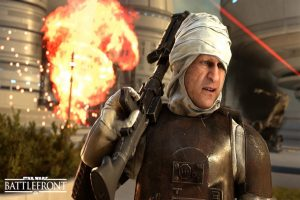 بازی Star Wars Battlefront تخفیف خورد
