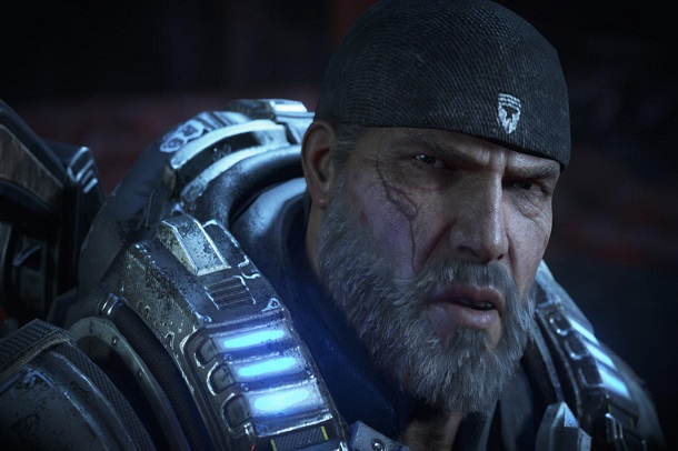 بازی Gears of War 4 گلد شد