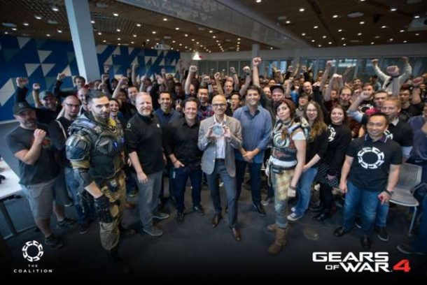 بازی Gears of War 4 گلد