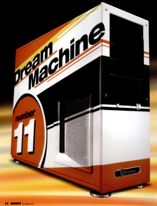 Dream machine 2006