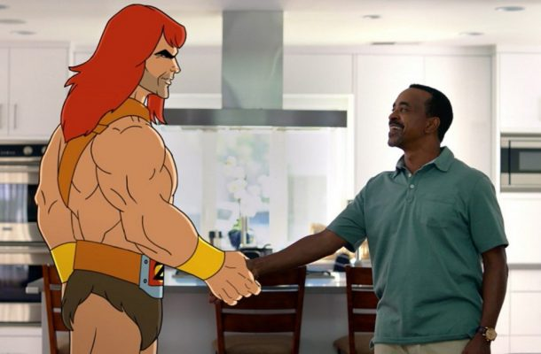 jason-sudeikis-and-tim-meadows-in-son-of-zorn-season-1-episode-1