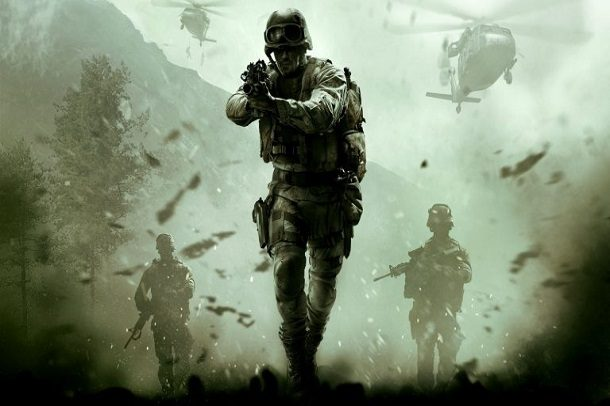 بازی Call of Duty 4: Modern Warfare Remastered