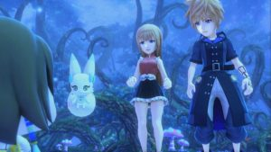 بازی World of Final Fantasy