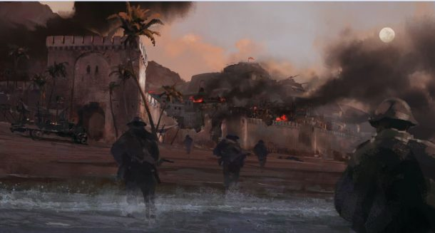 battlefield-1-concept-art-beach-raid