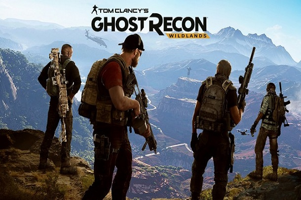 بازی Ghost Recon: Wildlands