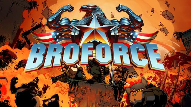 broforce-3d-logo-wallpaper