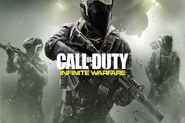 حجم بازی Call of Duty: Infinite Warfare مشخص شد