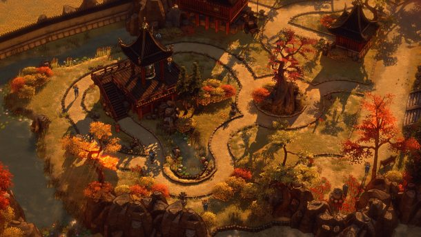 بازی Shadow Tactics: Blades of the Shogun