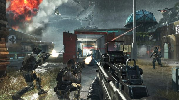 بازی Call of Duty: Black Ops II