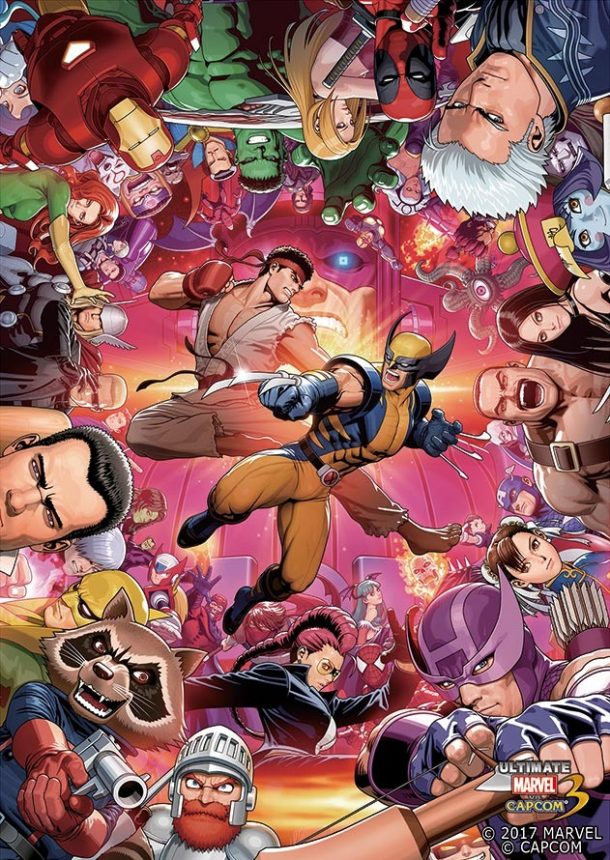 بازی Ultimate Marvel vs. Capcom 3