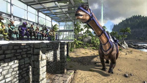بازی Ark: Survival Evolved