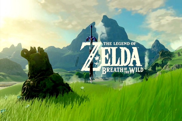 تماشا کنید: حالت HUD بازی The Legend of Zelda: Breath of the Wild