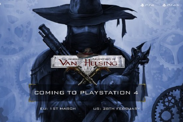 بازی The Incredible Adventures of Van Helsing: Extended Edition هفته آینده منتشر خواهد شد
