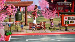 بازی NBA Playgrounds