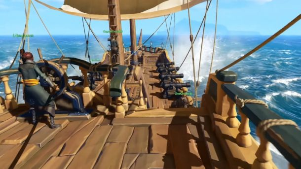 بازی Sea of Thieves