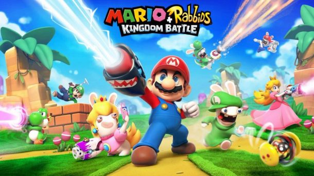بازی Mario + Rabbids Kingdom Battle