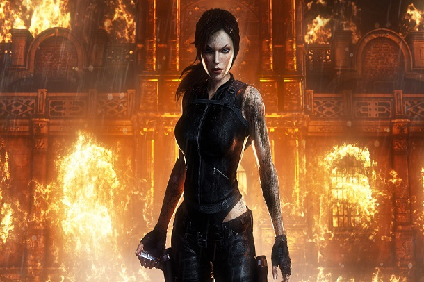 بازی Tomb Raider: Underworld به قابلیت Backwards compatibility اضافه شد