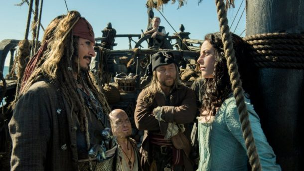 فیلم Pirates of the Caribbean: Dead Men Tell No Tales
