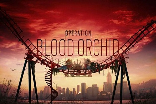 بسته الحاقی Blood Orchid بازی Rainbow Six: Siege منتشر شد