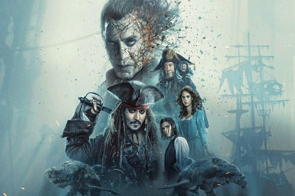 نقد فیلم Pirates of the Caribbean: Dead Men Tell No Tales