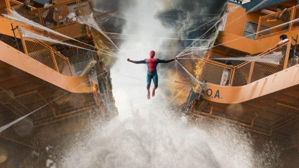 فیلم Spider Man Homecoming