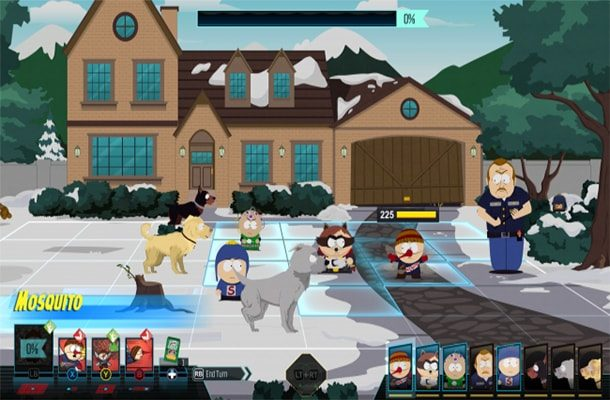 بازی South Park: The Fractured But Whole