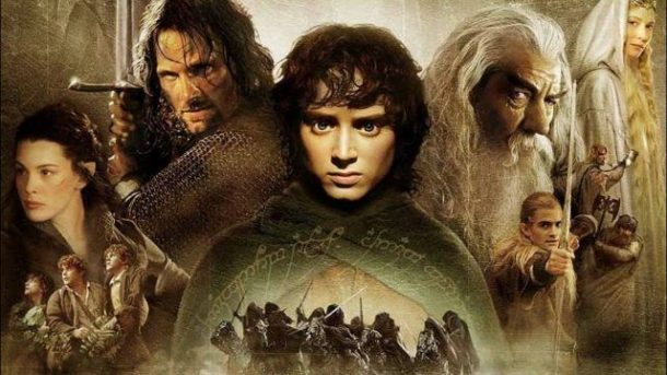 سریالThe Lord Of The Rings