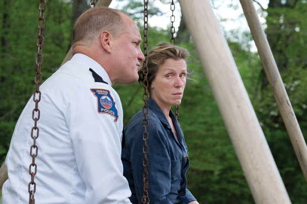 نگاهی به فیلم Three Billboards Outside Ebbing, Missouri