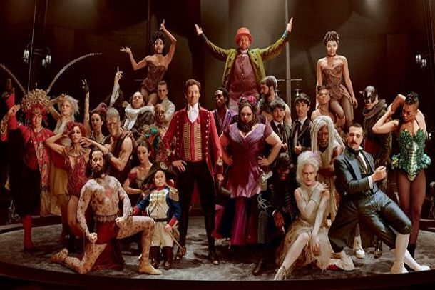 فیلم The Greatest Showman