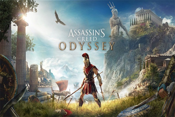 بازی Assassin's Creed Odyssey گلد شد