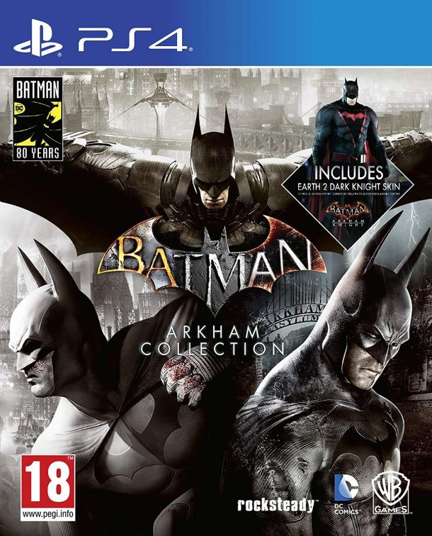 مجموعه‌ی Batman: Arkham Collection